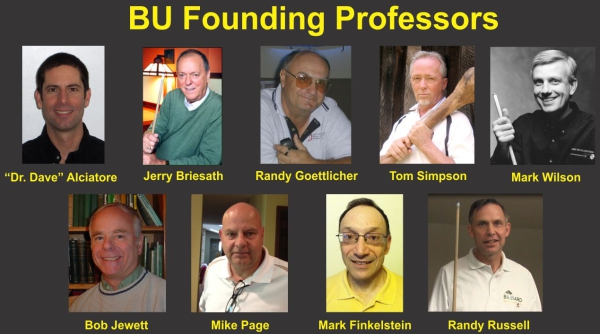 BU founding professors